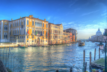 Grand Canal in hdr