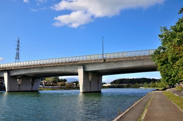 瀬田川散策路