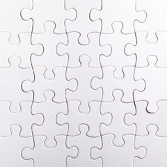 puzzle white pieces