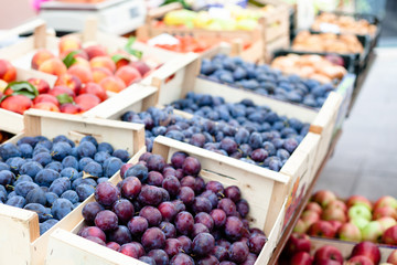 plums market