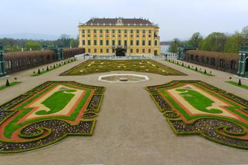 Schönbrunn Palace Garden - Wien
