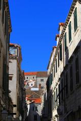 Dubrovnik Alley - Croatia