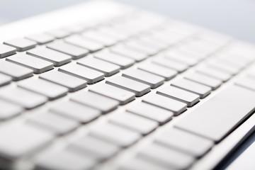 Wireless Metallic Keyboard
