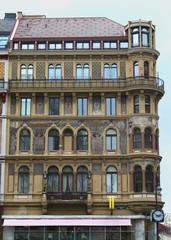 Baroque Building with Fresco - Wien