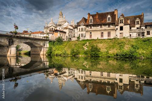 Papiers peints Europe Méditérranéenne Perigueux, Saint Front Cathedral, Pilgrimage way to Santiago de
