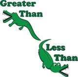 inequality alligators poster