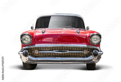 In de dag Vintage cars Ami_2