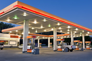 Retail Gasoline Station and Convenience Store