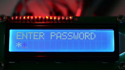 Password Check (Access Denied)