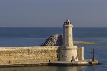Faro del molo di Livorno 2