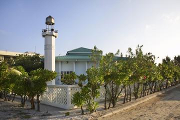 Hulhule. Republic of the Maldives