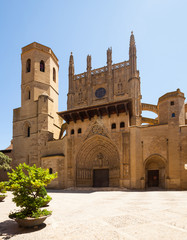 Cathedral of Saint Mary Huesca