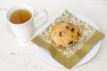 Tea and a Muffin
