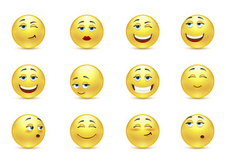 Funny smiles