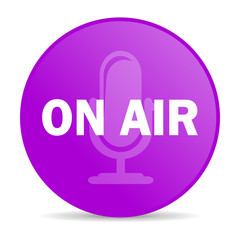 on air web icon