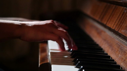 woman playing the piano 5