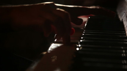 woman playing the piano 9