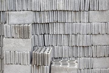 Cement block texture