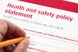 Health and safety policy statement. - 71301443