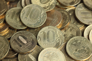 Ten rubles