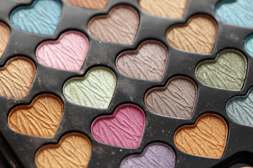Eyeshadow palette.