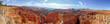 Zdjęcia na płótnie, fototapety, obrazy : beautiful panorama of bryce canyon national park