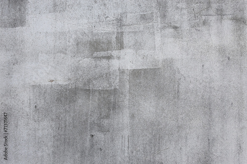 Poster Betonbehang cement wall texture, rough concrete background