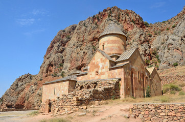 Армения, монастырь Нораванк