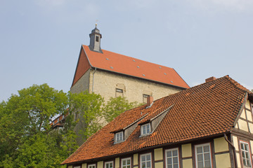 Burg Poppenburg in Nordstemmen (Niedersachsen)