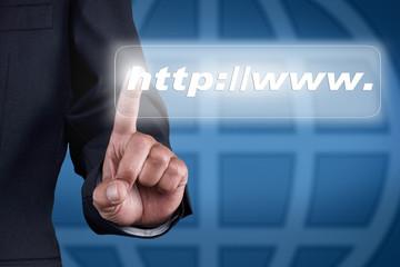 sichere Internetadresse