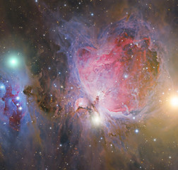 Great Orion Nebula