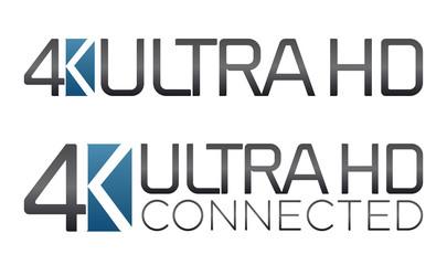 American 4K Ultra HD Label