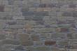 canvas print picture - Textur Natursteinmauer