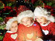 Funny christmas kids