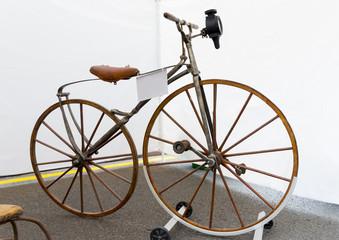 Retro Boneshaker Bicycles