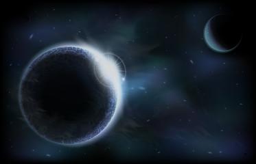 Dark planets