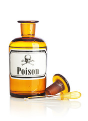 Poison Bottle and Eyedropper