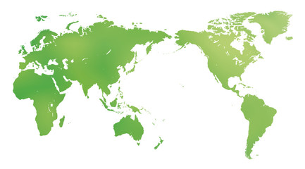 グローバルイメージ・地球 ・水彩