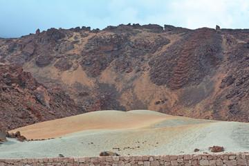 Teide National Park, Tenerife, Canary Islands, Spain