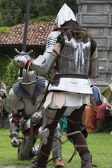 guerrieri medievali