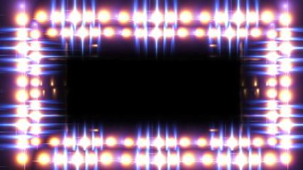 glow light border
