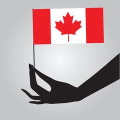 Flag States Canada
