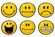 verschiedene Smileys - 71322207