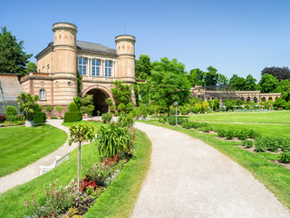 Botanischer Garten in Karlsruhe