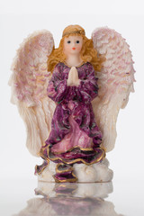 Christmas figurine four