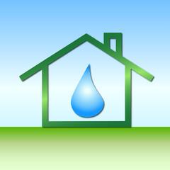 Wasser-Haus