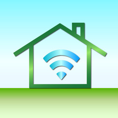 Internet-Haus