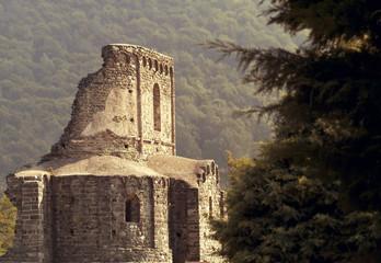 Beautiful old ruin