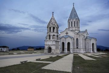 Cathedral in Shoushi, Nagorno-Karabakh