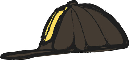 doodle baseball cap